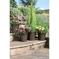 Pack Of 4 Hampton Planters