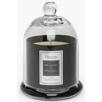 Rose and Black Pepper Candle with Cloche