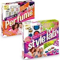 Fab Lab Style Lab and Invent- A - Scent Perfume