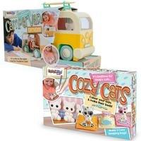 Fuzzikins Campervan and Cosy Cats