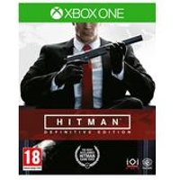 Xbox One: Hitman Definitive Edition Game