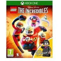 Xbox One: LEGO The Incredibles - Minifig Edition Game