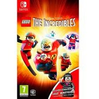 Nintendo Switch: LEGO The Incredibles - Minifig Edition Game