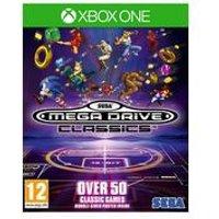 Xbox One: Sega Mega Drive Classics Game