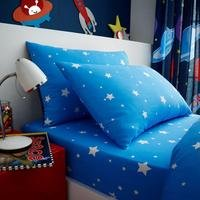 Outer Space Fitted Sheet