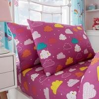 Unicorn Fairy Tale Fitted Sheet