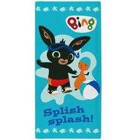 Bing Bunny Splish Splash Towel