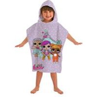 L.O.L. Surprise Theatre Club Hooded Poncho