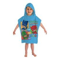 Pj Masks Calling All Heroes Hooded Poncho