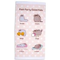 Pusheen Party Towel