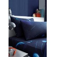 Space Chimp Kids Fitted Sheet Set