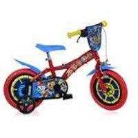 "12"" Paw Patrol Bike"