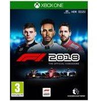 Xbox One: F1 2018