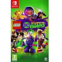 Nintendo Switch: LEGO DC Super-Villains