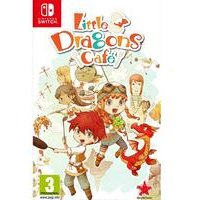Nintendo Switch: Little Dragons Cafe