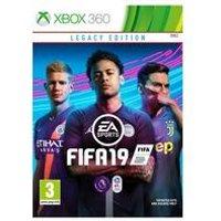 Xbox 360: FIFA 19 Legacy Edition