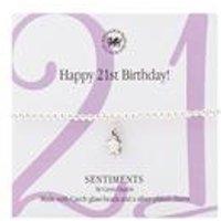 Happy 21st Birthday! Bracelet