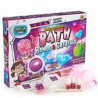 Make Your Own Bath Bombs and Crystals