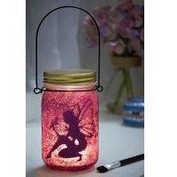Make Your Own Fairy Lantern