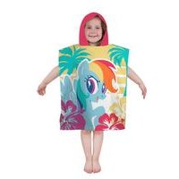 My Little Pony Crush Towelled Poncho