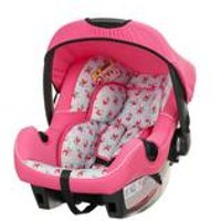 Obaby Zeal 0+ Car Seat - Cottage Rose with Stroller Adaptor
