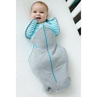 Turquoise Love to Swaddle Up Warm