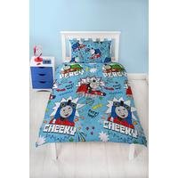 Thomas and Friends Sketchbook Single Rotary Duvet Set