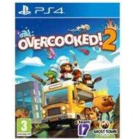 PS4: Overcooked! 2