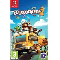 Switch: Overcooked! 2