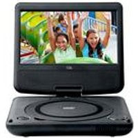 "EGL 7"" Portable DVD Player"