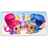 Shimmer and Shine Dreams Towel