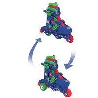PJ Masks 2-in-1 Tri to Inline Roller Skates
