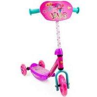 DreamWorks Trolls Three Wheel Tri Scooter