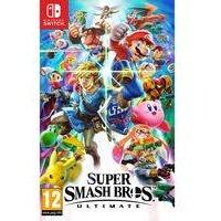 Nintendo Switch: Super Smash Bros Ultimate