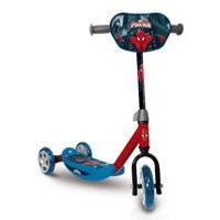 Marvel Comics Spiderman Three-Wheel Scooter