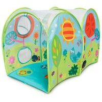 BBGG Pop Up 3 in 1 Dream Garden Kids Tunnel