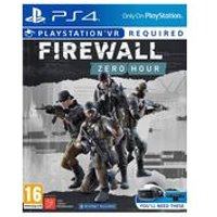 Playstation VR: Firewall Zero Hour