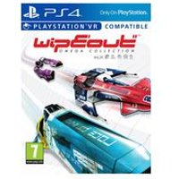 Playstation VR: Wipeout Omega Collection