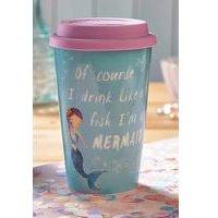 Mermaid Thermal Travel Cup