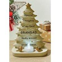 Memorial Grandad Christmas Tree