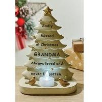 Memorial Grandma Christmas Tree