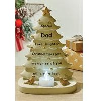 Memorial Dad Christmas Tree