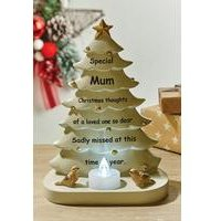 Memorial Mum Christmas Tree