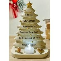 Memorial Someone Special Christmas Tree