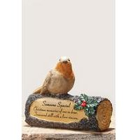 Robin on a Log - Someone Special