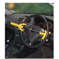 Double Hook Steering Wheel Lock