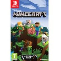 Nintendo Switch: Minecraft Bedrock Edition