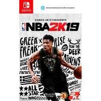 Nintendo Switch: NBA 2K19