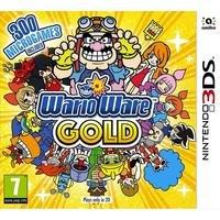 Nintendo 3DS: WarioWare Gold