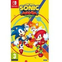 Nintendo Switch: Sonic Mania Plus